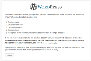 WordPress_Setup_Configuration