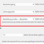 "{""result"":""success"",""redirect"":false} Woocommerce German Market"